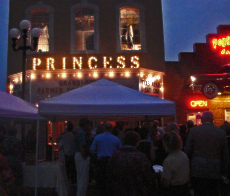 Princess Theatre Grand Opening Night