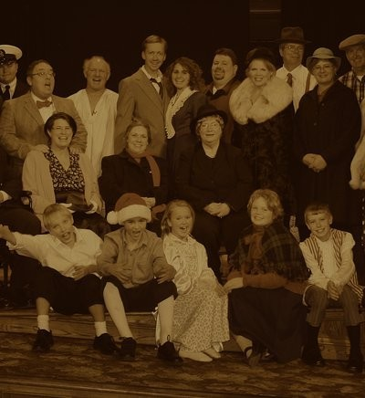 "Cast from ""It's a Wonderful Life"""