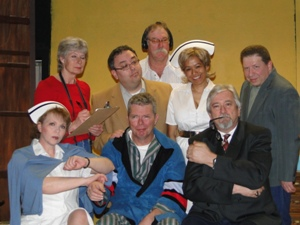 "Cast of  ""The Sunshine Boys"""
